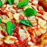 「ピザ」でダイエット効果がある食べ物は、体脂肪を減らす「抹茶」